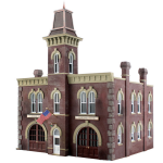 Woodland Scenics BR5034 Firehouse- HO Scale (1)
